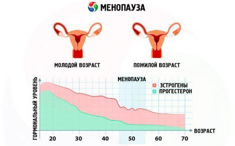 Менопаузальный период симптомы лечение
