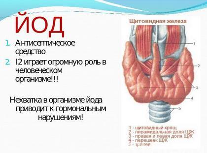 профилактика гипертиреоза