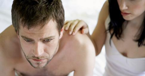 Причины импотенции у мужчин в 40 лет