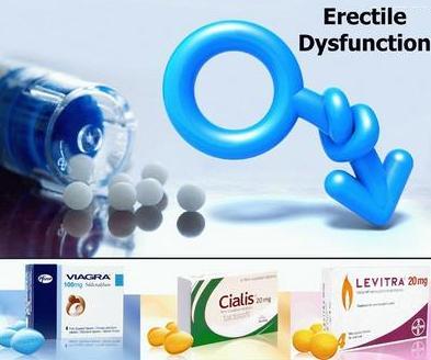 современные препараты лечения эректильной дисфункции