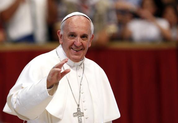 Папа для Украины