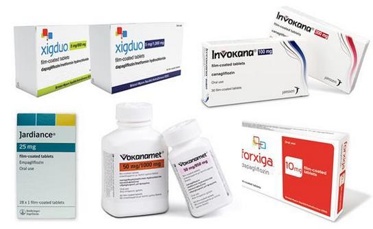 Сахароснижающие препараты нового поколения