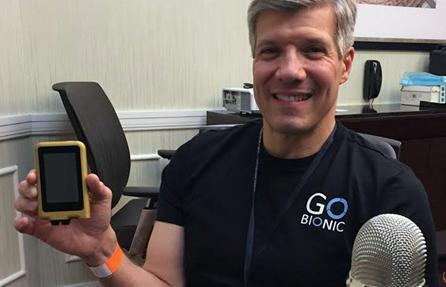 Эдвард Дамиано глава Bionics
