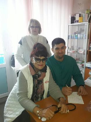 бригада врачей Алейникова Алла