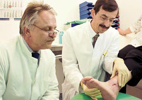 диагностика полинейропатии