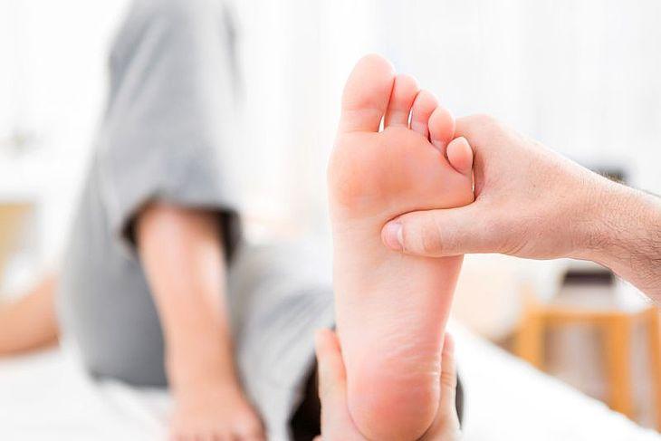 Синдром диабетической стопы признаки