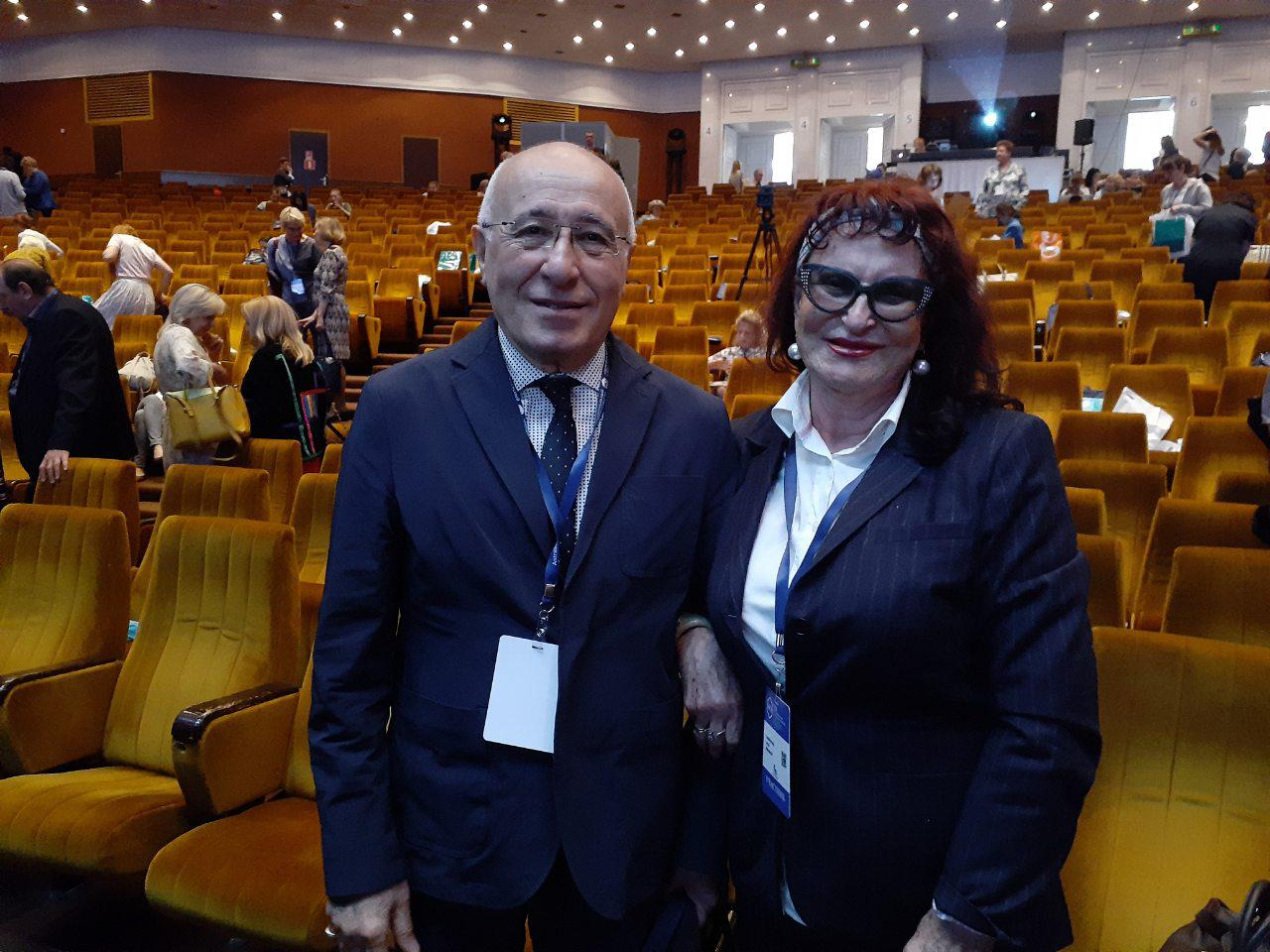 Мкртумян Ашот Мусаелович – МГМС, Заведующий кафедрой
